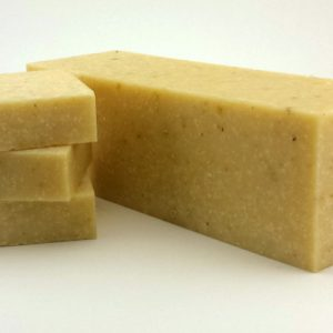 Sweet Almond Greek Yogurt Soap