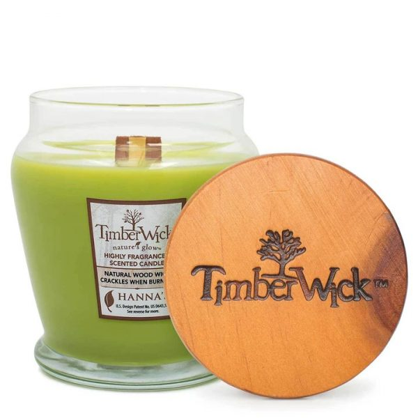 Timberwick Apple Melon Candle