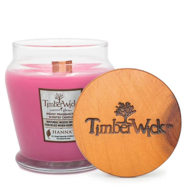 Timberwick Carmen Rose Candle