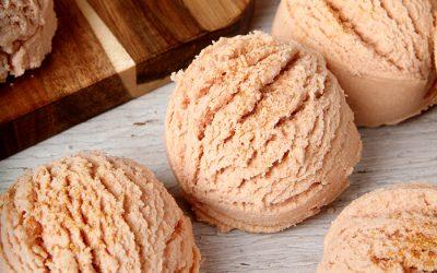 Pumpkin Bubbling Bath Truffles