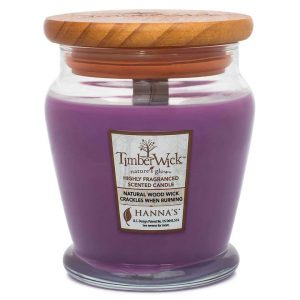Timberwick Lavender Sachet Candle