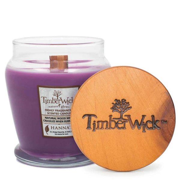 Timberwick Lavender Sachet Candle